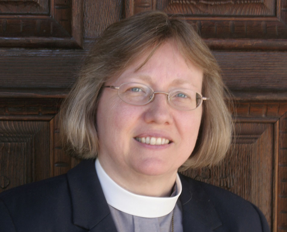 THE REV. BARB SCHMITZ