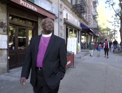 "Presiding Bishop Michael Curry's Easter Message: ""Don't be ashamed to follow Jesus."""