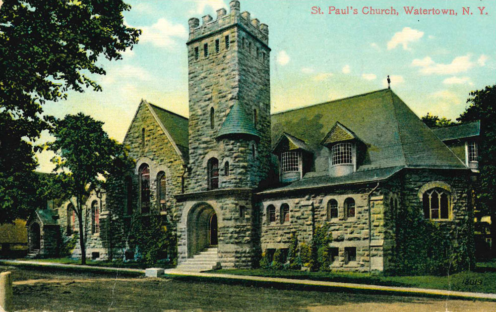 St. Paul's Episcopal Church, 1867-2009