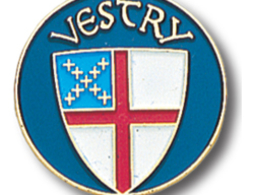 Vestry Appointments