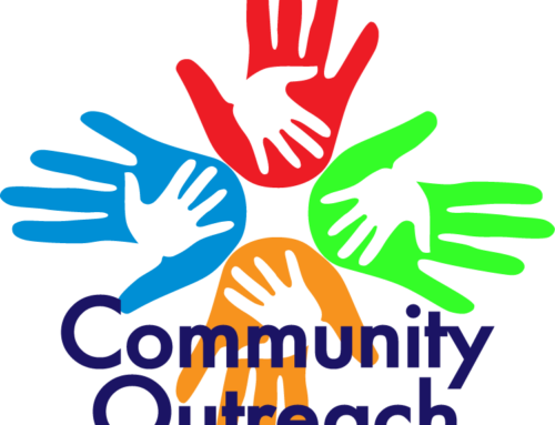 A Message from the Outreach Committee