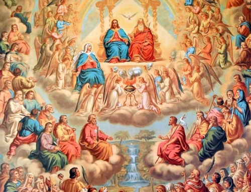 Our second First Sunday – All Saints' Day
