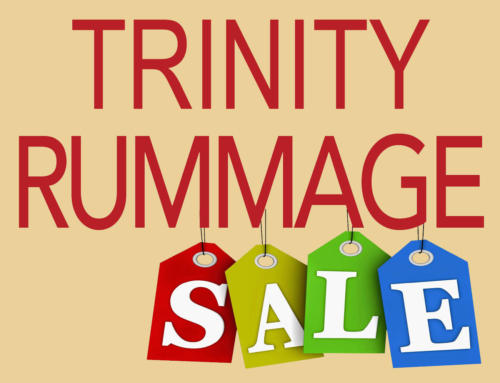 Annual rummage sale set for April 26 and 27