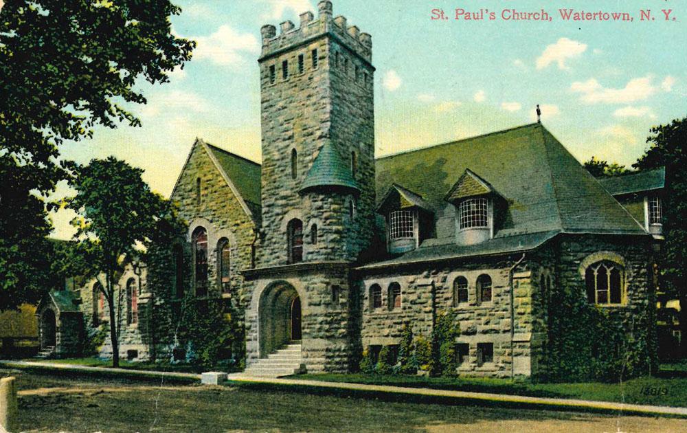 St. Paul's Episcopal Church, 1867-2009